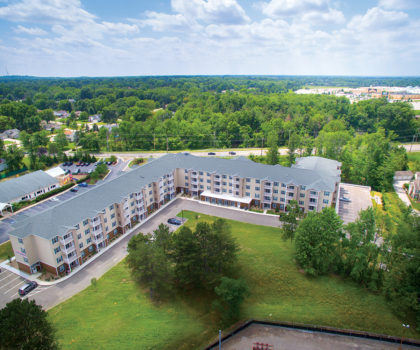 Southpark Square Senior Apartments provides a safe, tranquil environment for seniors who want to remain independent