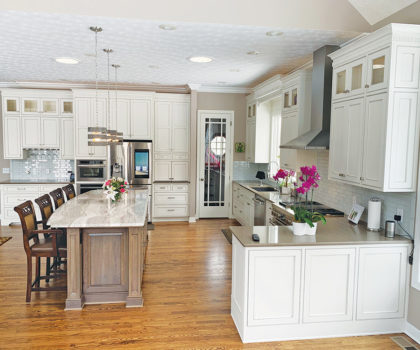 Tamer Construction didn't invent the kitchen remodel, they reinvented it