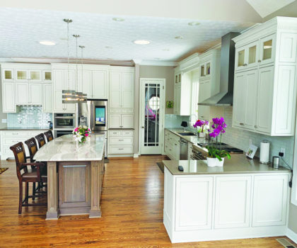 Reinventing the kitchen remodel with Tamer Construction