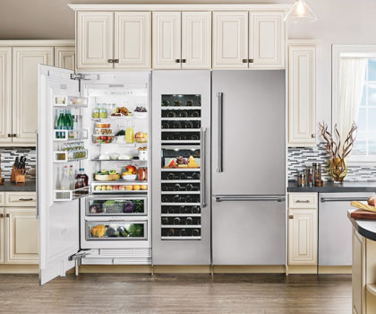 Home Appliance Sales and Service sells a broad range of appliances—even high-end names like Thermador, Sub-Zero and Wolf