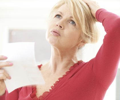Help for hot flashes and menopause