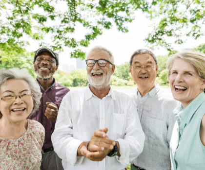 The benefits of keeping seniors active and engaged