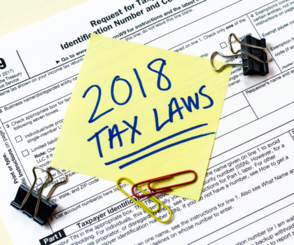 What tax changes mean to you
