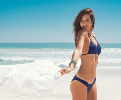 Get your body bikini-ready, just in time for summer