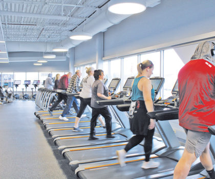 Membership at the Lake County YMCA includes more than fabulous fitness options