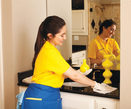 Here's how The Maids can help to minimize the spread of flu in your home