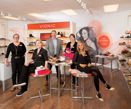 Step out in style with Vionic