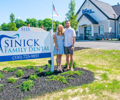 Enhanced dental technology in a fresh new setting