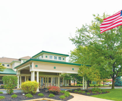 There's so much to love about Salida Woods Assisted Living in Mentor, where residents receive hefty doses of daily TLC