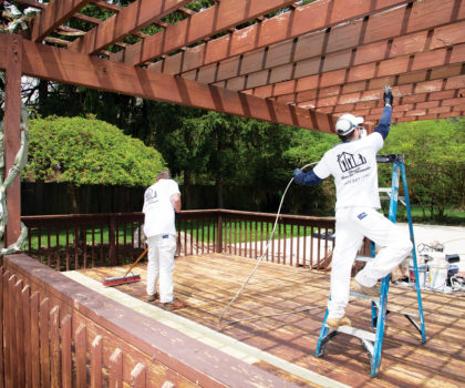 Here's how Chagrin Home Improvements can maintain your deck investment