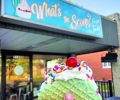 What's the Scoop? Frozen Treats is back for another spectacularly chilled season