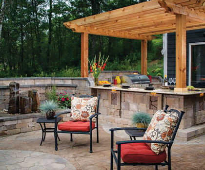 The outdoor living experts at Williams Landscaping & Pavers have created a handy guide to help you navigate the planning of your new oasis