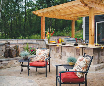 The team at Williams Landscaping & Pavers can create the ultimate experience in your own backyard
