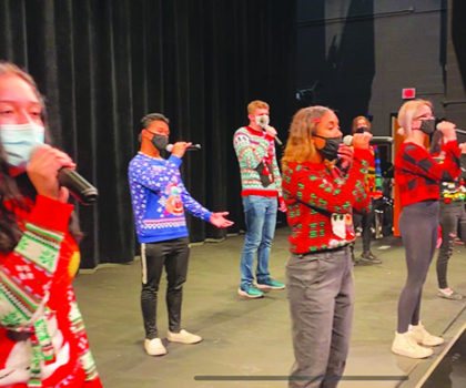 Willoughby-Eastlake Schools delivers its Christmas best