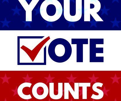 Will you vote rump?