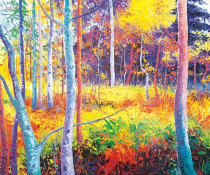 Meet the Artist: Eileen Dorsey, Eileen Dorsey Studio