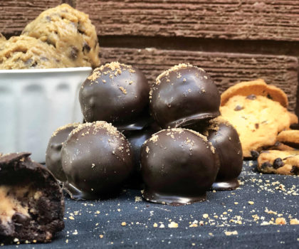 Miles Farmers Market now offers F-Bombs, delectable chocolate truffles concocted by local teacher Shannon Frei