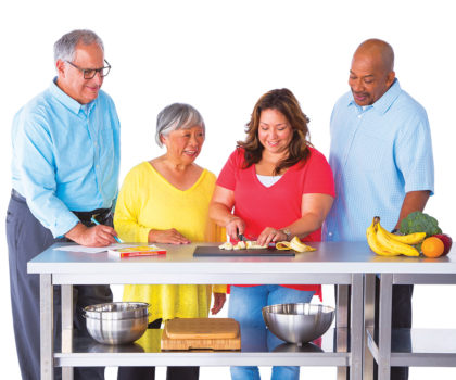 Get the diabetes support you need to stay healthy for a lifetime