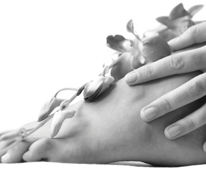 Medical pedicures from Grady Podiatry