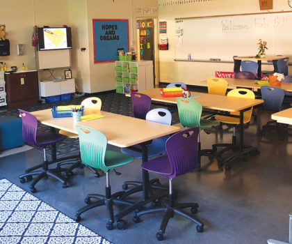 Mentor Schools' facilities plan streamlines the educational process while keeping a sharp eye on the bottom line