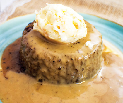 The Starving Chef Recipe: Sticky Toffee Pudding