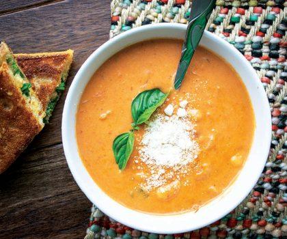 Tomato Gnocchi Soup