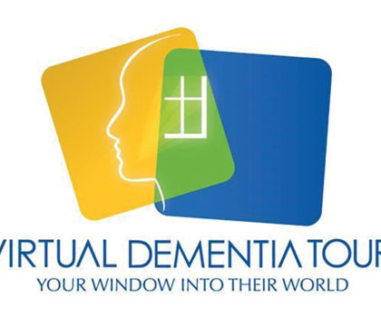 Experiencing dementia through a virtual tour