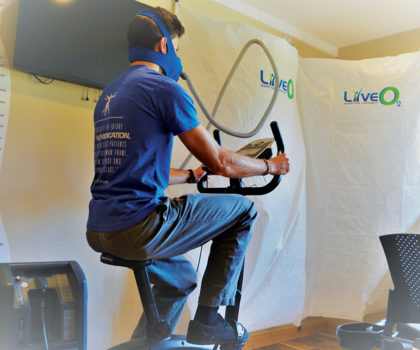 Oxygen therapy for fatigue and countless other conditions