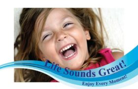 Girl Smiling Adv Audio