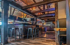 Brown Barn Tavern Bar 2
