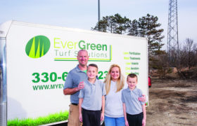 Ever Green Turf Solutions Family