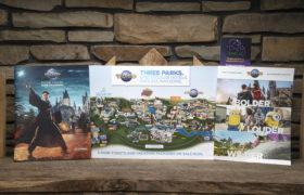 Firefly Travels 10 Universal Studios Brochures