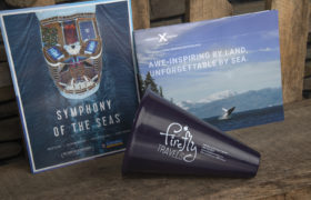 Firefly Travels 3 Cruise Brochures