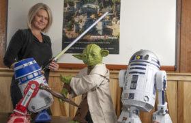 Firefly Travels 7 Owner Kristen Keeney Star Wars