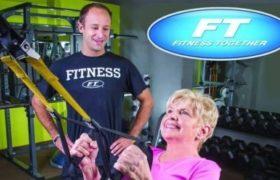 Fitness Together Brecksville Trainer Client