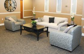 Generations Senior Living Berea Assisted Living Sitting Area