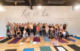 Harmony Yoga Studios 4 Class