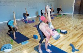Harmony Yoga Studios 9 Class