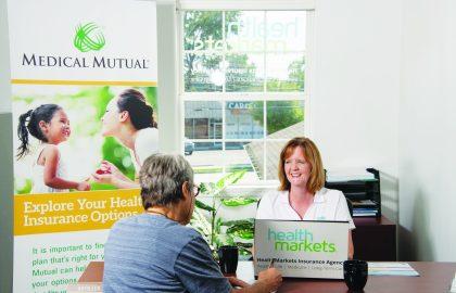 HealthMarkets Insurance Agent Kathy Carvin