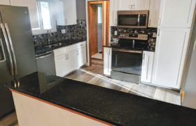 Kaye Construction Kitchen Remodel