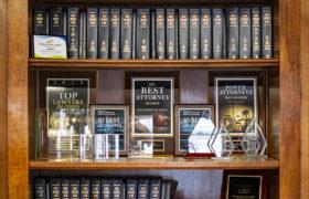 Attorney Awards Kurt Law
