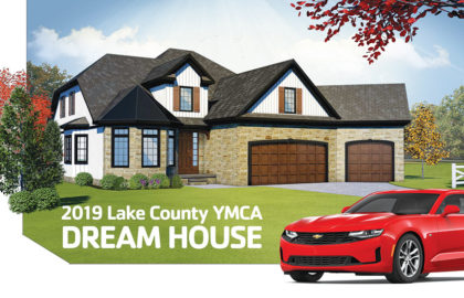 Lake County YMCA Dream House 2019