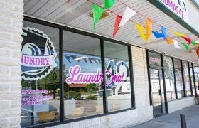 Laundromat 42 25 Signage