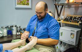 Living Well Massage Bodywork 15 Foot Massage