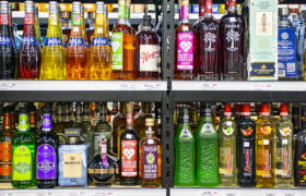Shoregate Beverage  Liquor Store 26 Mixers2