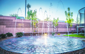 Williams Splash Pad