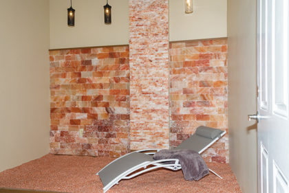The Salt Experience-45 Minute Halotherapy Treatment for 2 in a Private Room ($100 Value)