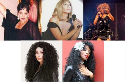 Diva's of the 70's-9/13 6:30pm Show & Dinner at Carrie Cerino's ($60)