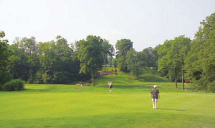 Bunker Hill Golf Course-Up to 2 Golfers 18 Holes w/cart Mon.-Fri. before 8:30am ($76 Value)
