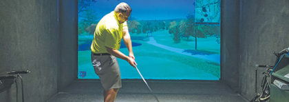 Bunker Hill Golf Course-4 Hours of Indoor Golf Simulator for a Private Party ($768 Value)